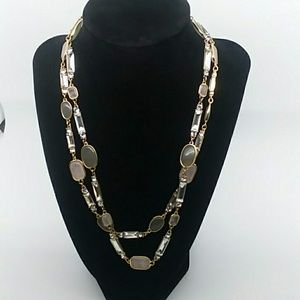 Ann Taylor Multi-Layered Necklace